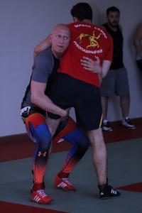 """Открытие нового зала """"Гермес"""" и первая тренировка"""
